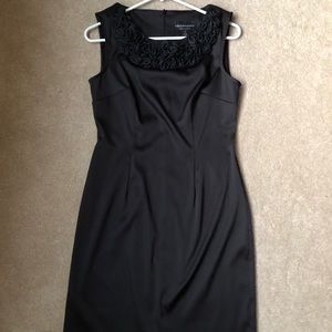 Connected Apparel Black Dress size 6